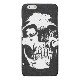 Radical Skull on Black iPhone case iPhone 6 Plus Case