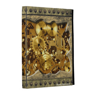 Radical Steampunk 10 Caseable iPad Folio Cases