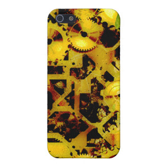 Radical Steampunk 1 iPhone 5 Case