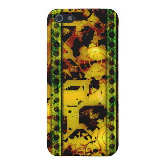 Radical Steampunk 2 Case For The iPhone 5