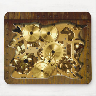 Radical Steampunk 3 Mousepad