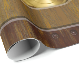 Radical Steampunk 3 Wrapping Paper