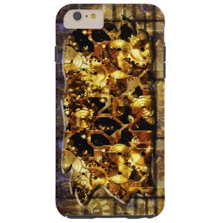 Radical Steampunk 4 Tough iPhone 6 Plus Case