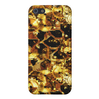 Radical Steampunk 4 Case Cover For iPhone 5/5S