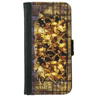 Radical Steampunk 4 iPhone 6 Wallet Case