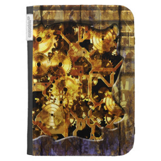 Radical Steampunk 4 Kindle Cases