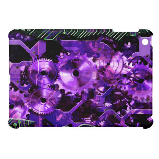 Radical Steampunk 5 Case Cover For The iPad Mini