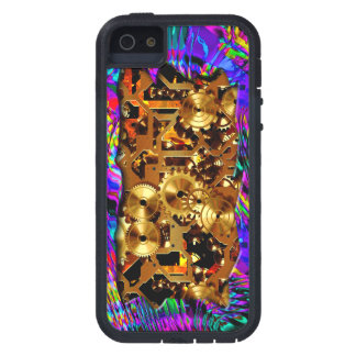 Radical Steampunk 6 iPhone 5 Case