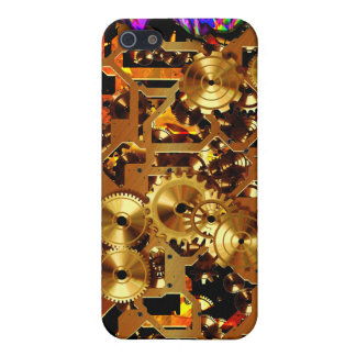 Radical Steampunk 6 Case Case For iPhone 5/5S