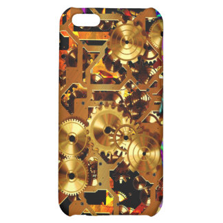 Radical Steampunk 6 Case Cover For iPhone 5C