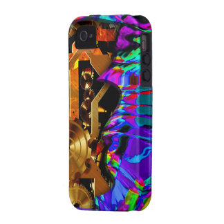 Radical Steampunk 6 Case-Mate Case Vibe iPhone 4 Cover