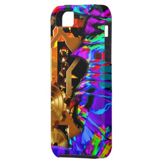 Radical Steampunk 6 Case-Mate Case iPhone 5 Covers