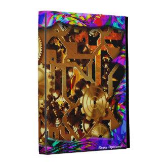 Radical Steampunk 6 Caseable iPad Folio Cases