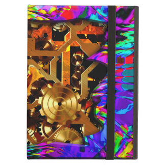 Radical Steampunk 6 Powiscase iPad Air Cases