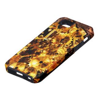 Radical Steampunk 7 Case-Mate Case iPhone 5 Case