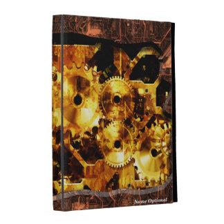 Radical Steampunk 7 Caseable iPad Folio Cases