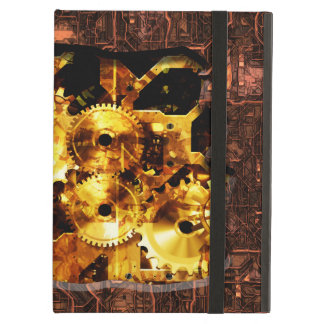 Radical Steampunk 7 Powiscase iPad Cases