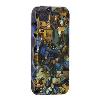 Radical Steampunk 8 Case-Mate Case iPhone 4/4S Cover