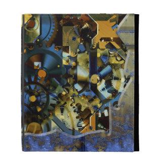 Radical Steampunk 8 Caseable iPad Folio Cases
