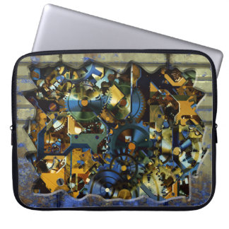 Radical Steampunk 8 Laptop Sleeve