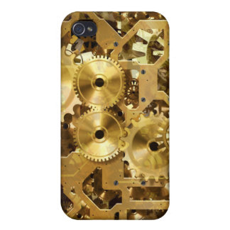 Radical Steampunk 9 Case Case For The iPhone 4