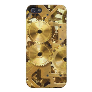 Radical Steampunk 9 Case Cover For iPhone 5/5S