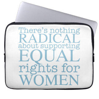 Radical Women Laptop Computer Sleeves