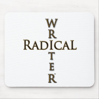Radical Writer Mouse Pad