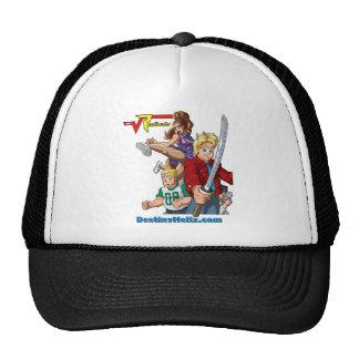 Radicals Activation Main Cast Mesh Hat
