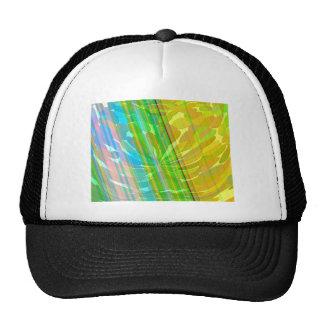 Radient - Golden Rainbow Mesh Hat