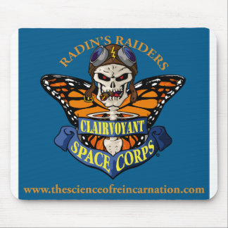 Radin's Raiders Mouse Mat