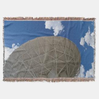 Radio Antenna Throw Blanket