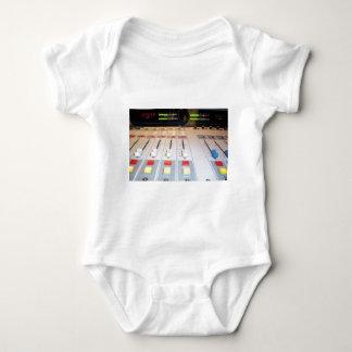 radio console baby bodysuit