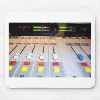 radio console mouse pad
