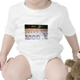 radio console baby bodysuits