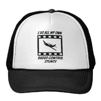 Radio Control Stunts Hat