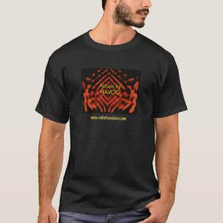 Radio Free Skaro - Action by HAVOC T-Shirt (Mens)
