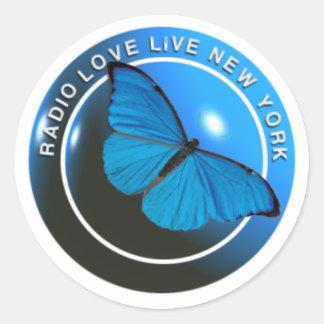 Radio Love Live Sticker