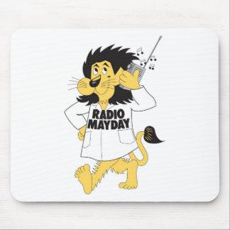 Radio Mayday Mouse Mat