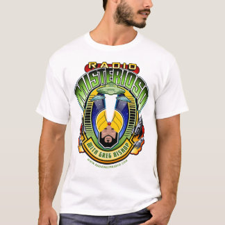 Radio Misterioso official shirt #2 - Human