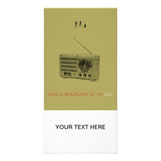 Radio Photo Cards