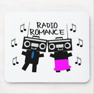 Radio Romance Mouse Pad