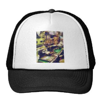 Radio Room Trucker Hat