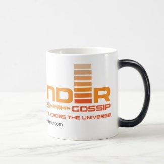 Radio Sidewinder Morphing Mug
