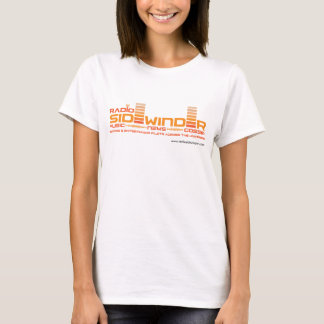 Radio Sidewinder Women tshirt