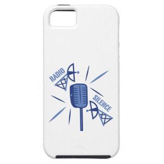 Radio Silence iPhone 5 Cases