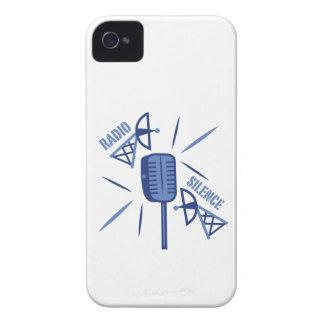 Radio Silence iPhone 4 Cases