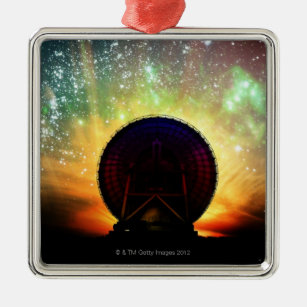 Telescope Christmas Tree Decorations & Ornaments | Zazzle.co.uk