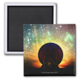 Radio Telescope Magnet