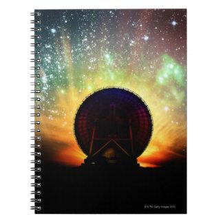 Radio Telescope Notebook